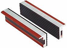 Alu-Schutzbacken 150 mm, 1 Paar m. Magnet,