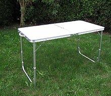Alu Tisch Falttisch Camping Tisch
