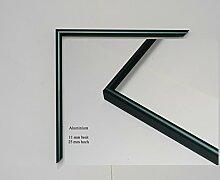 Aluminium Bilderrahmen Modell Berlin 55 x 70 cm