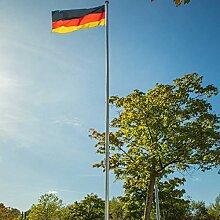 Aluminium-Fahnenmast 620 cm | Flaggenmast | ohne