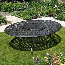 Aluminium Gartenmöbelset Victoria 250 x 180cm
