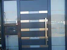 Aluminium Haustür Alu Haustüren Tür Türen Vollständig i. Deutschland gefertigt!