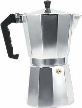Aluminium-Kaffeemaschine, Espresso-Kaffeemaschine,