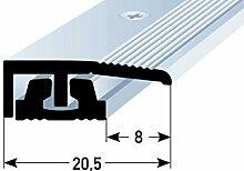 Aluminium Klickdesign SKD-Abschlussprofil 90cm –