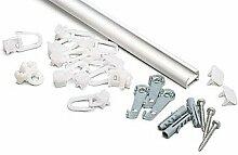 Aluminium - Schiene, aluminium, Gardinenschiene