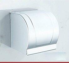Aluminium Toilettenpapier Dachbox,Europäische Toilettenpapier Halter Antik Kupfer,Regal,Bad Abfallbehälter Handtuchhalter-F