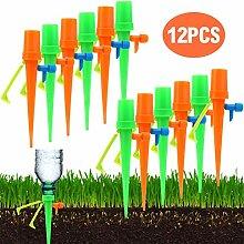 Alumuk Automatisch Bewässerung Set, 12 Stück