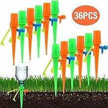 Alumuk Automatisch Bewässerung Set, 36 Stück