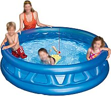 ALUNVA Familien-schlauchboot-Schwimmbad,Kind