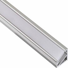 Aluprofil Aufbau Aluminium Eckprofil Profil - für