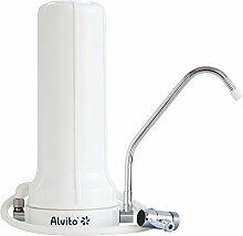 Alvito AquaNEVO Easy Basic Auftisch-Wasserfilter