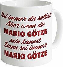 Always Be Mario Gotze German Tasse