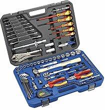 Alyco 101460–98Isolierte Werkzeuge-Set im Etui aus Kunststoff für Elektriker