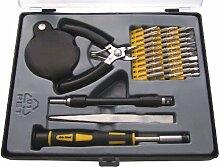 Am-Tech Werkzeug-Set, 35-teilig
