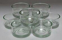 AMA-Feinkost Teelicht Gläser transparent für