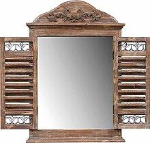 amadeco Wunderschönes Spiegelfenster