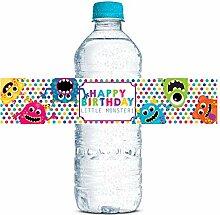 AmandaCreation Wasserflaschen-Aufkleber, Motiv: