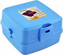 amara-global Lunchbox 4 Fächer Vesperdose