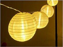 AMARE - Solar-LED-Lichterkette in Warmweiß - (L)7