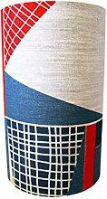 amasyn GAMBELL rot, blau und anthrazit Abstrakt