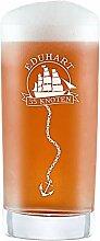 AMAVEL Longdrinkglas mit maritimer Gravur -