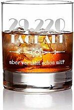 AMAVEL – Whiskyglas zum 80. Geburtstag –
