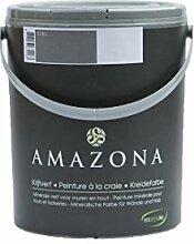 Amazona by Wohnliebhaber Kreidefarbe Black Pearl