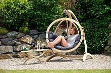 Amazonas Globo Chair Hängesessel Anthracite Mit