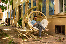 Amazonas Globo Chair Hängesessel Natura Mit