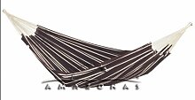 Amazonas Hängematte Barbados Mocca - bis 200 kg 230x150 cm