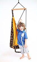Amazonas Hang Mini Hängesessel Giraffe