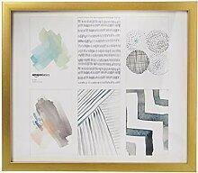 AmazonBasics - Collagen-Bilderrahmen für 6
