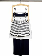 AmazonBasics - Kleiderbügel für Mehrere Röcke