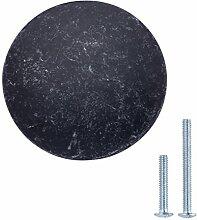 AmazonBasics - Schubladenknopf, Möbelgriff,