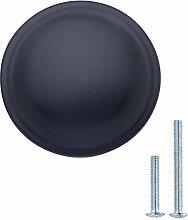 AmazonBasics - Schubladenknopf, Möbelgriff, stark