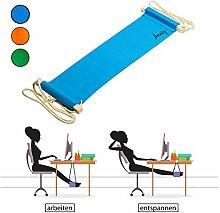 Amazy Fuß Hängematte für extra breite Tische