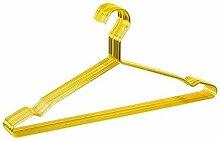 Amber Home Kleiderbügel aus Metall,