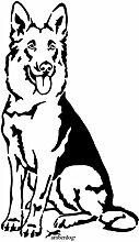 amberdog Deutscher Schäferhund Art.Nr.AT0132