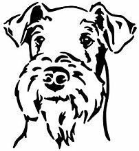 amberdog Welsh Terrier Kopf Art.Nr.ATK0161