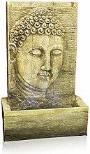 Ambienté 100cm Buddha-Brunnen Nirvana mit