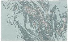 Ambiente BADTEPPICH Mintgrün 60/100 cm ,