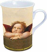 Ambiente Becher - Mug - Tasse Tee / Kaffee Angelo