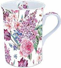 Ambiente Becher - Mug - Tasse Tee / Kaffee -