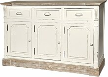 Ambiente Haus 31002 Country Anrichte 120 cm