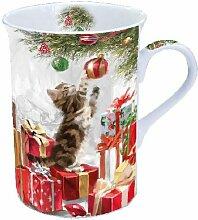 Ambiente Weihnachten Tasse K?tzchen & Kugeln