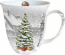 Ambiente Weihnachten Tasse Weihnachtsbaum auf