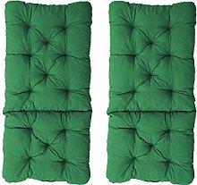 Ambientehome Auflage Kissen, grün
