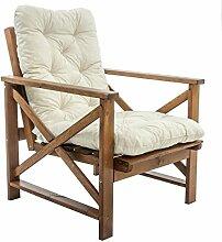 Ambientehome Sessel inklusive Auflage mit Relaxfunktion! Passend zur Eckgruppe, braun
