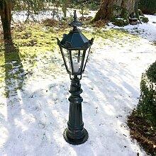 Ambientelampe im Antiklook - Gartenleuchte