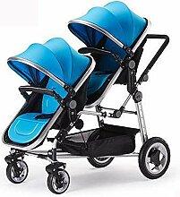Ambiguity Kinderwagen,Twin-Kinderwagen